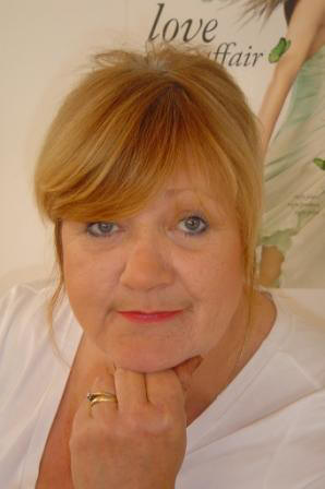 Ann Clay - Owner of Bude Hairdressing